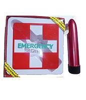 Мини вибратор In Case Of Emergency Vibrator 13см