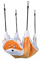 Trixie Гамак для грызунов, подвесной, 38 × 27 см