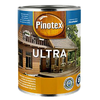 Pinotex ULTRA 1л , белый, фото 1