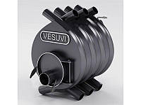 Печь дровяная для дома и дачи, отопительная, длительного горения, булерьян «Vesuvi» classic «ОO»