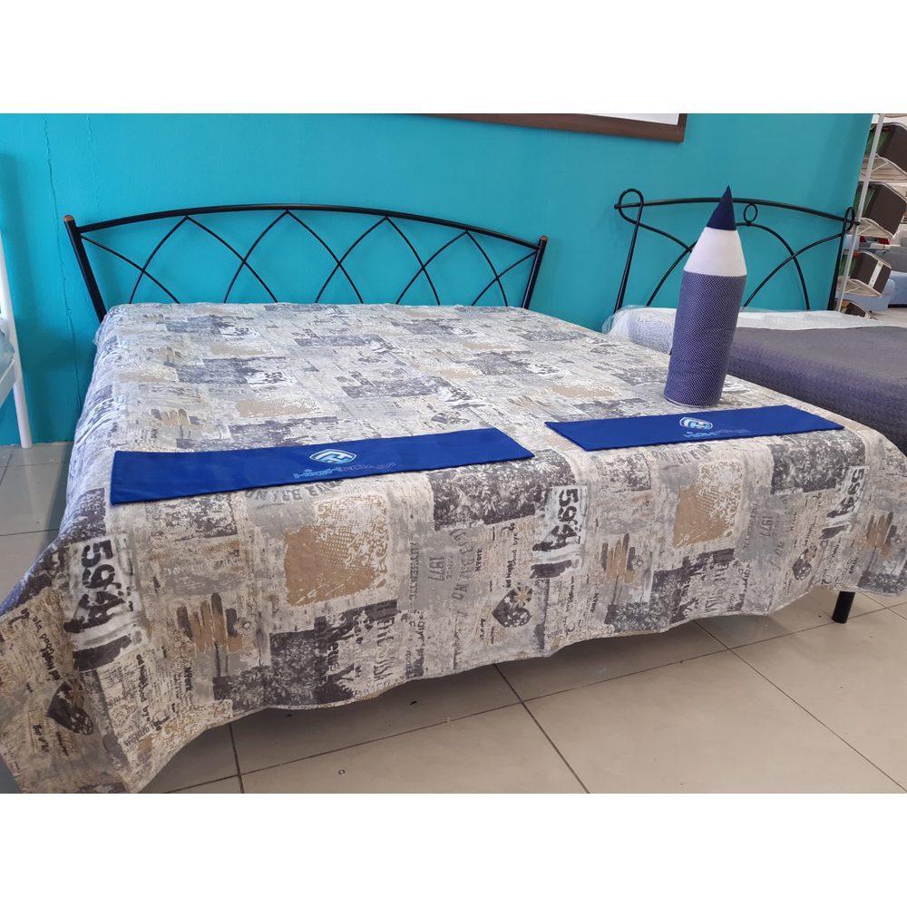 JASMINE 1 - металлическая кровать ТМ МЕТАКАМ