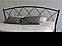 JASMINE 1 - металлическая кровать ТМ МЕТАКАМ, фото 5