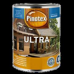 Pinotex ULTRA 1л , красное дерево