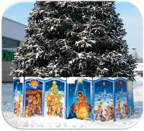 Большие уличные елки от 4 до 45 м.: продажа, цена в Киеве. искусственные ели и сосны от