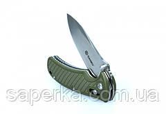 Нож Ganzo G726M-GR зеленый, фото 2