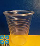 Одноразовый стакан пластмассовый 200 мл (100 шт.)