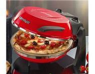 Каменная печь для пиццы Marcato Delizia G10006 красн.