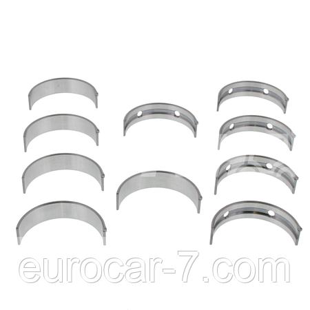 Вкладыши коренные  для двигателя Nissan K15, K21, K25 +0.25