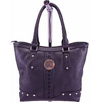 Стильная женская сумка 102 Черный