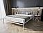 Кровать двуспальная Берта с изножьем TM Lavito, фото 3