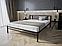 Кровать двуспальная Берта с изножьем TM Lavito, фото 4