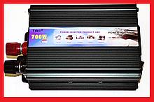 Преобразователь напряжения (инвертор) 12-220V 700W