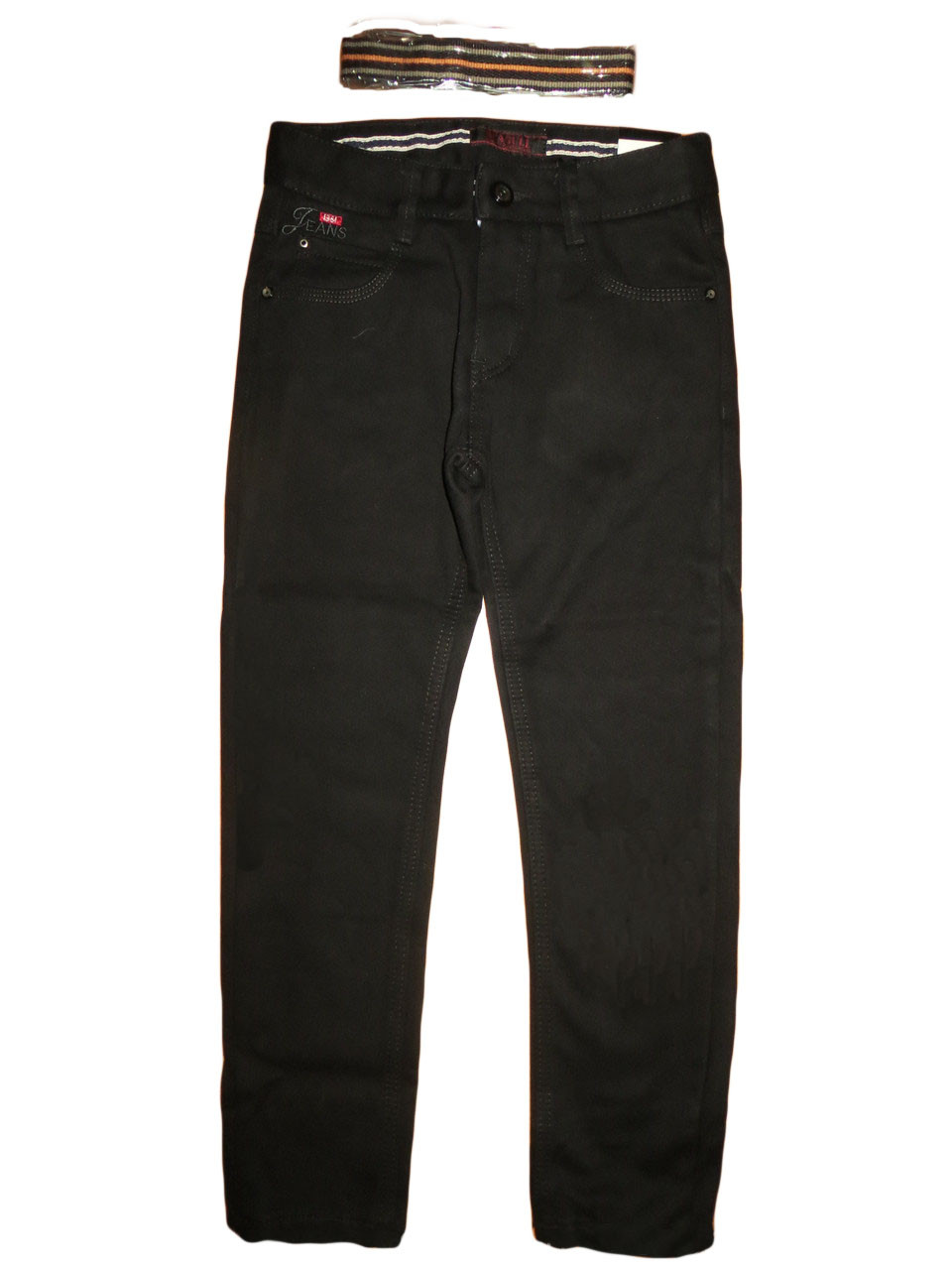 Утеплённые коттоновые брюки для мальчика, размеры 110. Seagull, арт. CSQ-88806