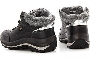 Ботинки женские зимние Grisport 12309 черные, фото 2