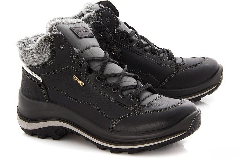 Ботинки женские зимние Grisport 12309 черные