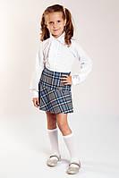 Юбка школьная - серая школьная форма