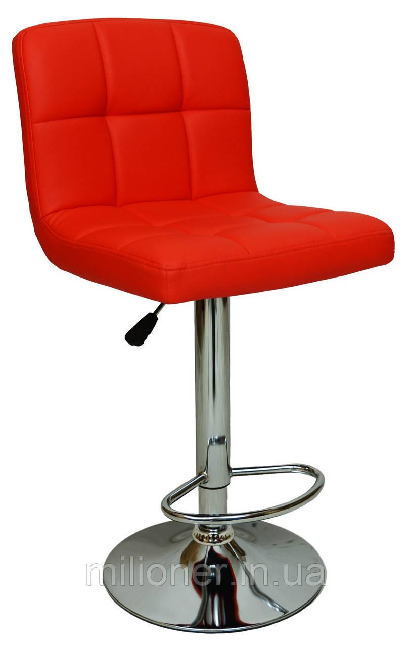 Барный стул хокер Bonro B-628 красный