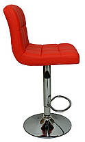 Барный стул хокер Bonro B-628 красный, фото 2