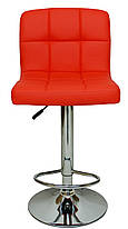 Барный стул хокер Bonro B-628 красный, фото 3