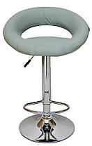 Барный стул хокер Bonro B-650 серый, фото 3