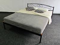 Кровать металлическая Милана-1 без изножья