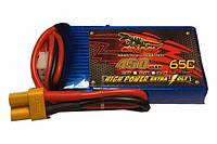 Аккумулятор Dinogy Li-Pol 450mAh 7.4V 2S 65C XT30 53x30x11.5мм [54514-13]