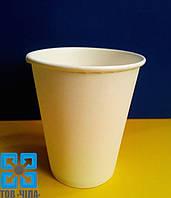 Бумажные стаканчики 200мл белые (50 шт.)