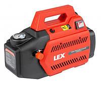 Мойка высокого давления LEX LXHPW70-25 : 2500Вт : 480 л/ч