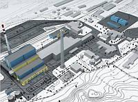Реконструкция ТЭЦ сахарного завода с переводом на твёрдое топливо