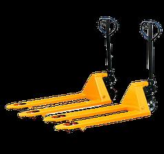 Тележка гидравлическая Skiper (XILIN) DB2000P 800мм полиуретан