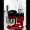 Мощный кухонный комбайн 3 в 1 Domotec MS-2051 3000 Вт, фото 4