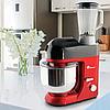 Мощный кухонный комбайн 3 в 1 Domotec MS-2051 3000 Вт, фото 2