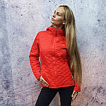 The North Face ThermoBall Insulated Hoodie - women's. Жіноча спортивна куртка., фото 3