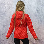 The North Face ThermoBall Insulated Hoodie - women's. Жіноча спортивна куртка., фото 2