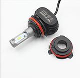 Переходник для LED ламп. Адаптер для LED ламп цоколь H7 для BMW 5 серии E12 E28 E34 E39 E60 E61 F10 F11, фото 5