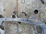 Б/у подрамник передней подвески опель зафира а, фото 2