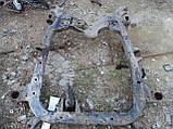 Б/у подрамник передней подвески опель зафира а, фото 5