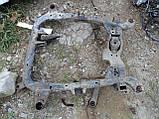 Б/у подрамник передней подвески опель зафира а, фото 4