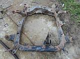 Б/у подрамник передней подвески опель зафира а, фото 7