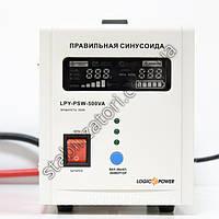 LogicPower LPY-PSW-500VA + ИБП для котла - бесперебойник - УПС -UPS