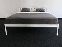 Кровать металлическая Милана-1 без изножья 2000(1900)х1400(1200)