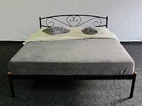 Кровать металлическая Милана-1 без изножья 2000(1900)х1600