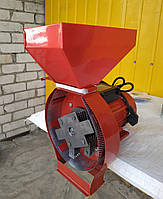 """Зернодробилка-млин """"Минск"""" МК-4200. 4.2 кВт. (Кормоизмельчитель) С патрубком для кукурузы."""
