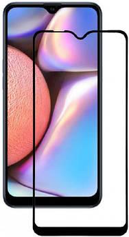 Защитное стекло для Samsung Galaxy (Самсунг) A10 (На весь экран)