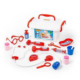 Дитячий ігровий набір Доктор №2 у контейнері