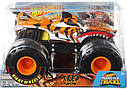 Машина Монстр трак Хот Вилс Тигровая акула Hot Wheels Monster Trucks Tiger Shark, фото 3