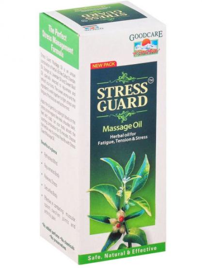  Массажное масло Стресс Гард 100 мл-снимает стресс и усталость
