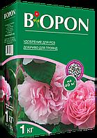Удобрение гранулированное BIOPON для роз 1 кг