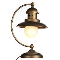 Настольная лампа лофт ELVIS-002T/1 E27, фото 1