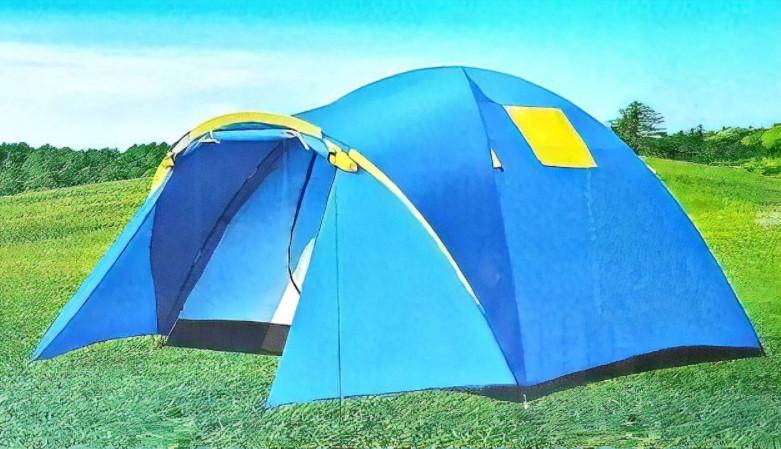Палатка трёхместная Lanyu 2712 (LY-2712)